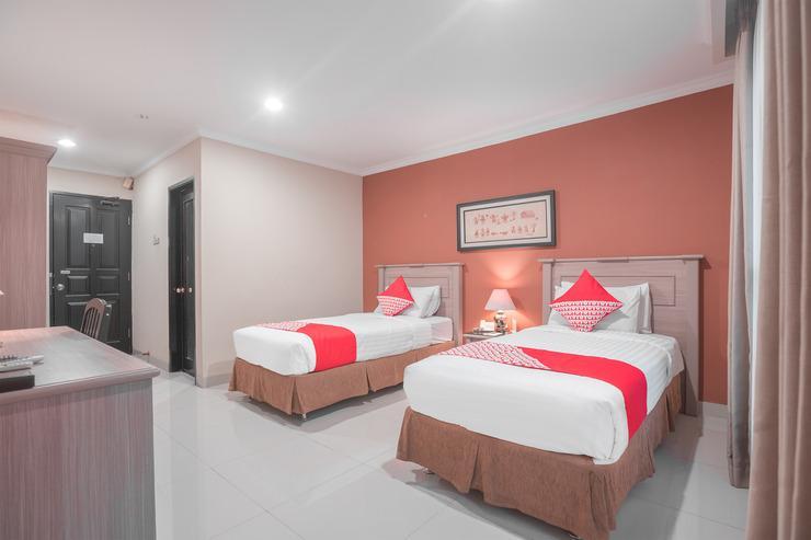 OYO 534 Sriwijaya Hotel Jakarta - Bedroom
