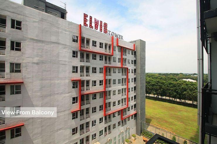 Apartemen Monroe Jababeka Cikarang Bekasi by Aparian Bekasi - Facade
