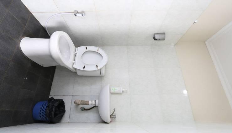 Bantal Guling Gatsu Bandung - Toilet