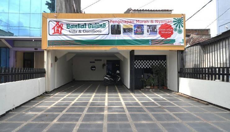 Bantal Guling Gatsu Bandung - Luar Trans