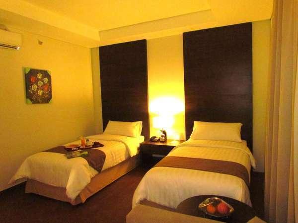 Padjadjaran Suites Hotel Bogor - Kamar Superior