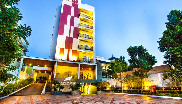 Alamat Padjadjaran Suites Hotel and Conference - Bogor