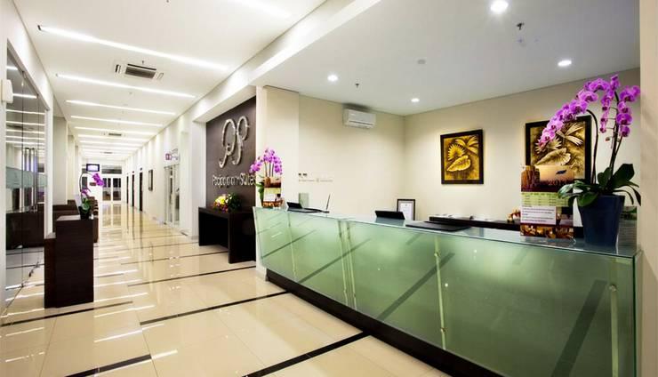 Padjadjaran Suites Hotel Bogor - Lobi