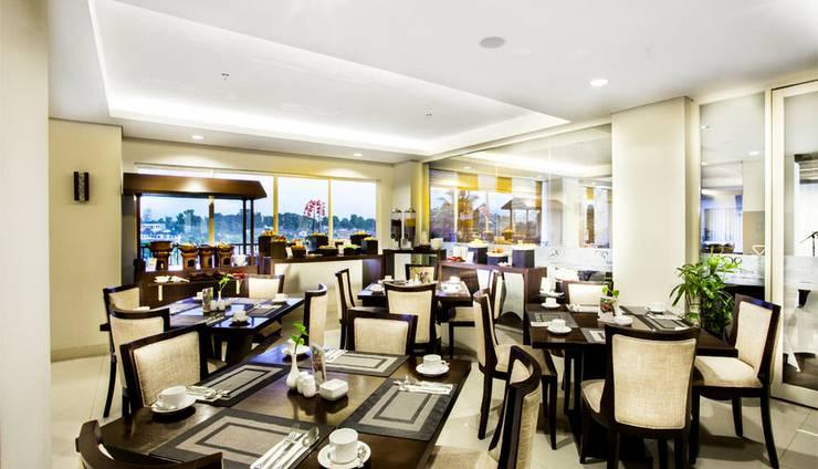 Padjadjaran Suites Hotel Bogor - Restoran