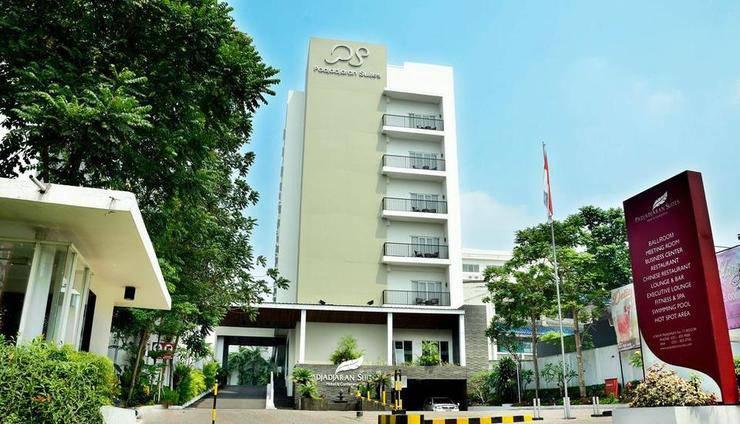 Padjadjaran Suites Hotel Bogor - dfg