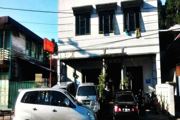 Hotel Mahkota Intan Balikpapan - Tampilan Luar Hotel