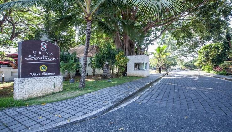 Villa Shanti Sanur - Exterior