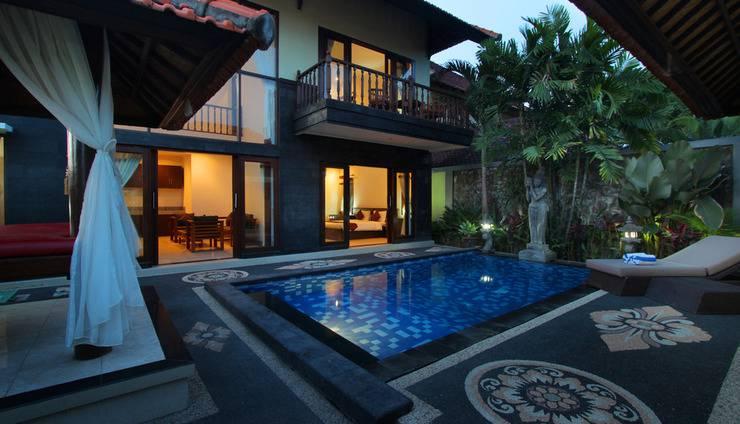 Alamat Alamanda Canggu Villa by Gamma Hospitality - Bali