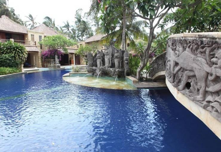 Pool Villa Club Senggigi - Kolam Renang