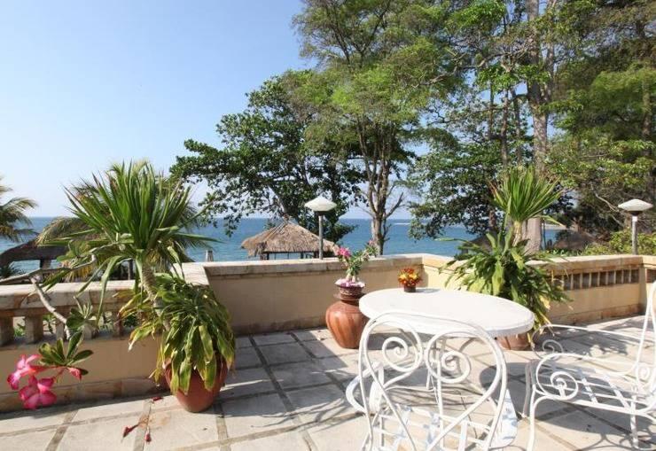 Pool Villa Club Senggigi - Teras