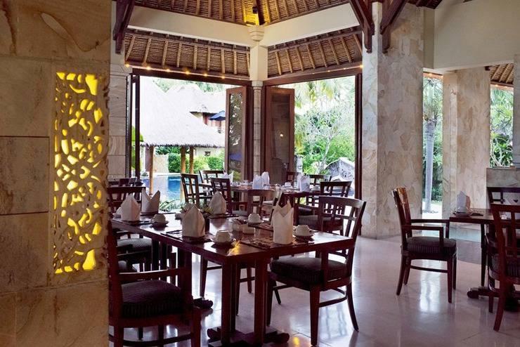 Pool Villa Club Senggigi - Beach Comber Restaurant