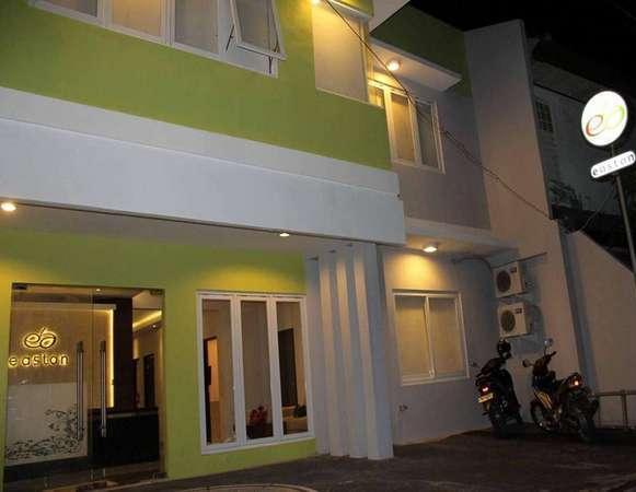 Easton Bali Hotel Bali - Tampak Luar