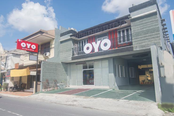 OYO 239 Hotel Star 88 Yogyakarta - Facade