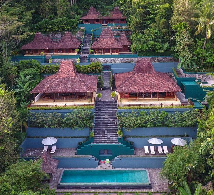 Villa Borobudur Resort Magelang - Villa Mahayana
