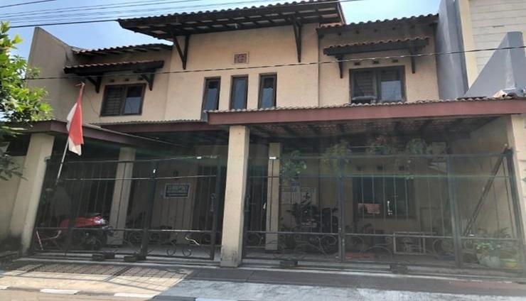 Karah Tama Homestay Syariah (Female & Family Only) Surabaya - Exterior