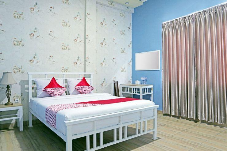 OYO 1386 Hotel Grand Gabelo Agam - Bedroom