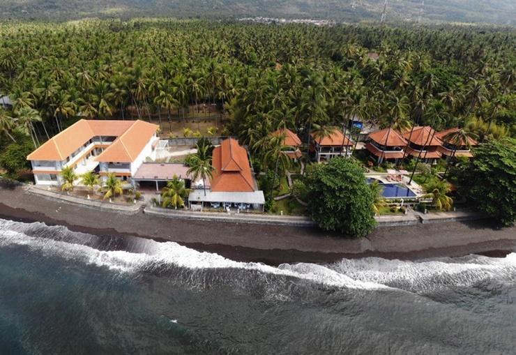 Bondalem Beach Club Bali - Exterior