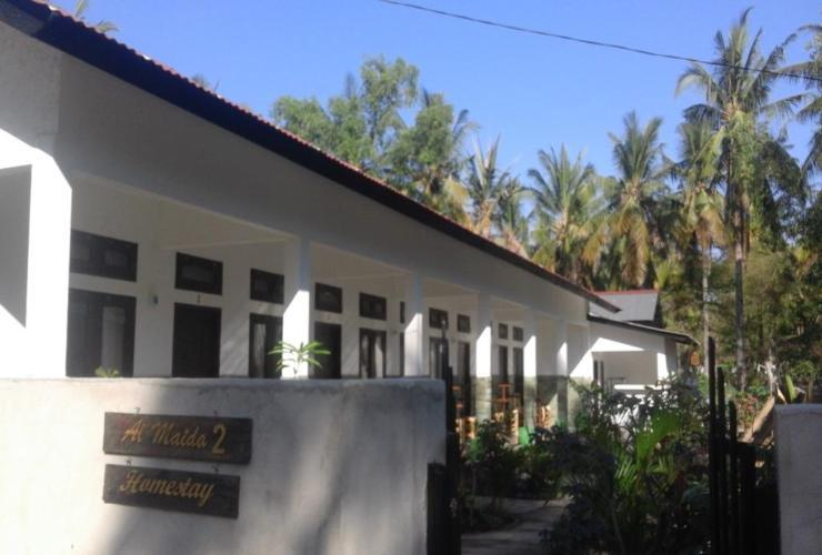Almaida 2 Homestay Lombok - Exterior