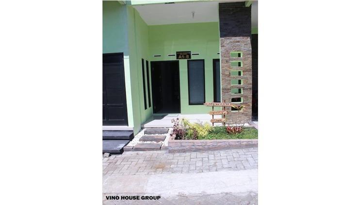 Villa Alfathania Malang - Exterior