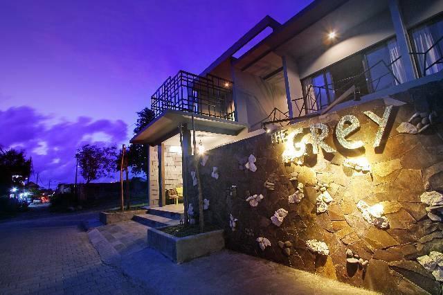 The Grey Boutique Inn Bali - Eksterior