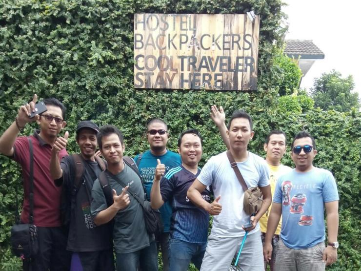 Hostel Backpacker 44 Yogyakarta - Our Guest