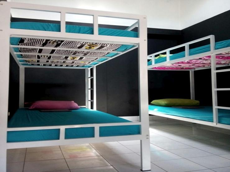 Hostel Backpacker 44 Yogyakarta - Bunk Bed