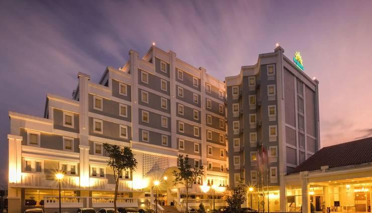 Pesonna Malioboro - Hotel facade