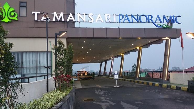 Tamansari Panoramic by NHM Bandung - Front