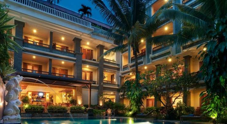 Alamat The Vira Bali Botique Hotel and Suite - Bali
