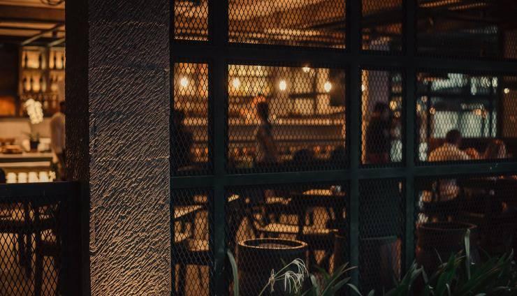 The Vira Hotel Bali - The Grill Corner Restaurant