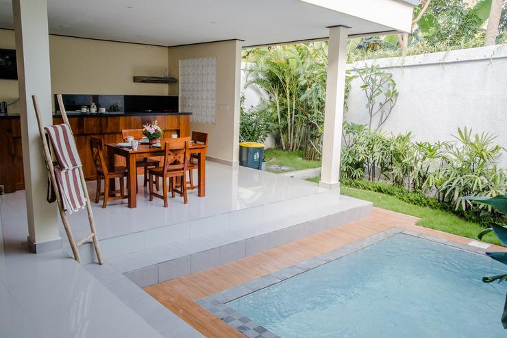 Dalung Jaya Villa Bali - Pool