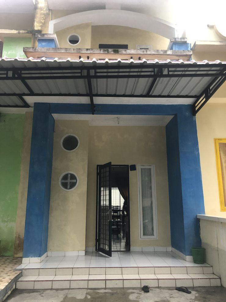 Villa Highland 8V Berastagi Karo - Facade
