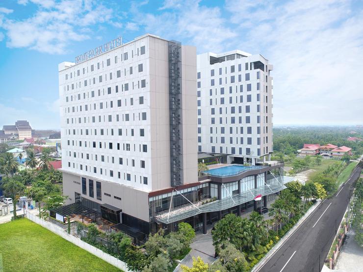 PRIME PARK Hotel Pekanbaru Pekanbaru - Exterior