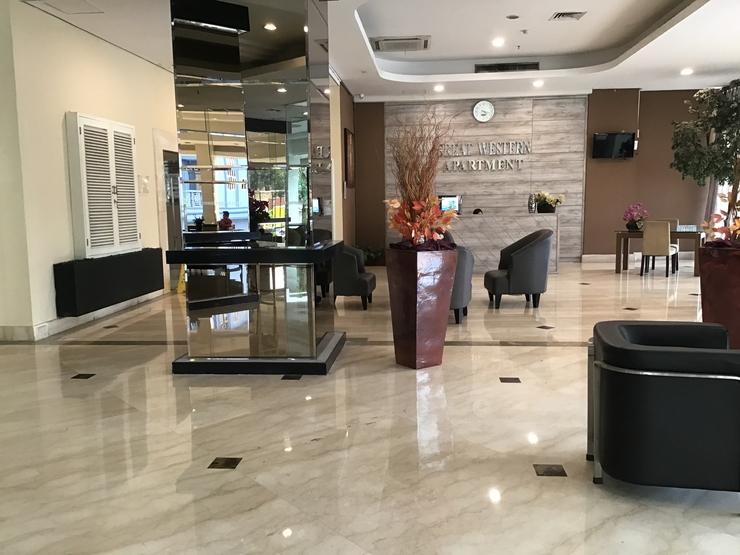 Serpong Apartemen GWR Tangerang - lobby