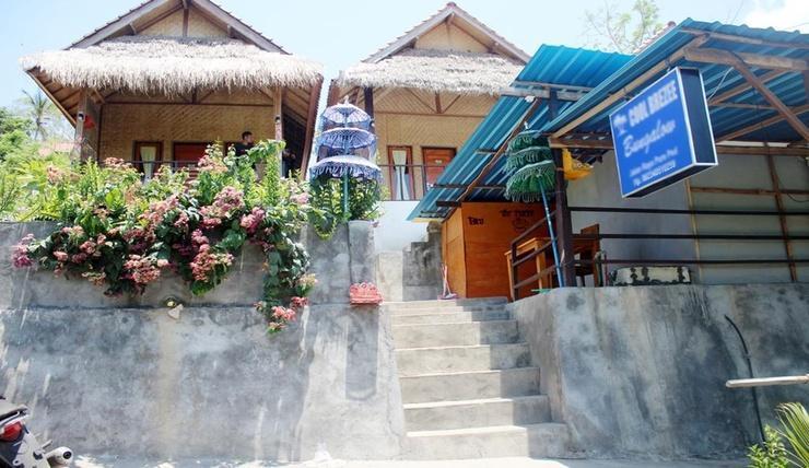 Road Hill Bungalow Bali - Exterior
