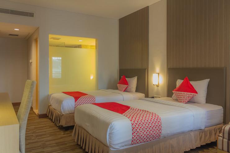 Collection O 7 Hotel Melawai Jakarta - Bedroom