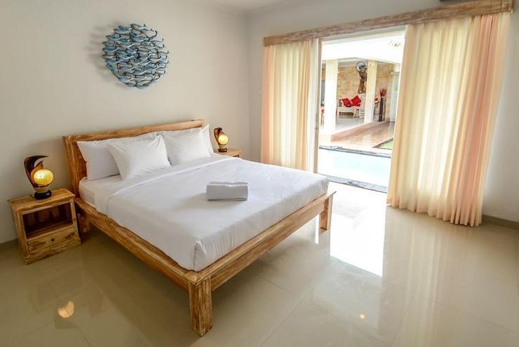 Airin Villa - 2BR Villa with Bikes Bali - Bedroom