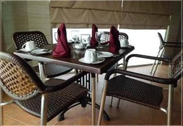 Sulthan Darussalam Hotel Medan - Ruang makan