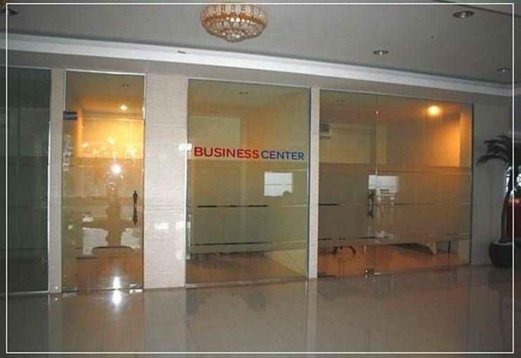Sulthan Darussalam Hotel Medan - Business Center