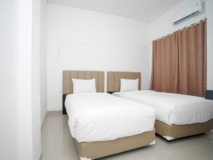 Hotel Barlian Palembang - Bedroom