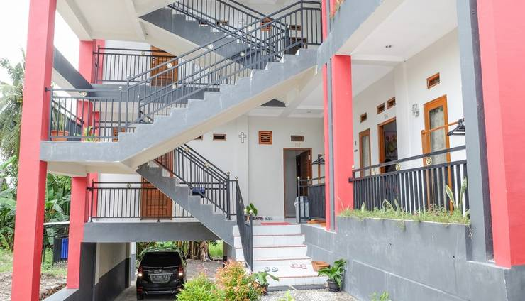 Pavilla Labuan Bajo Manggarai Barat - Exterior