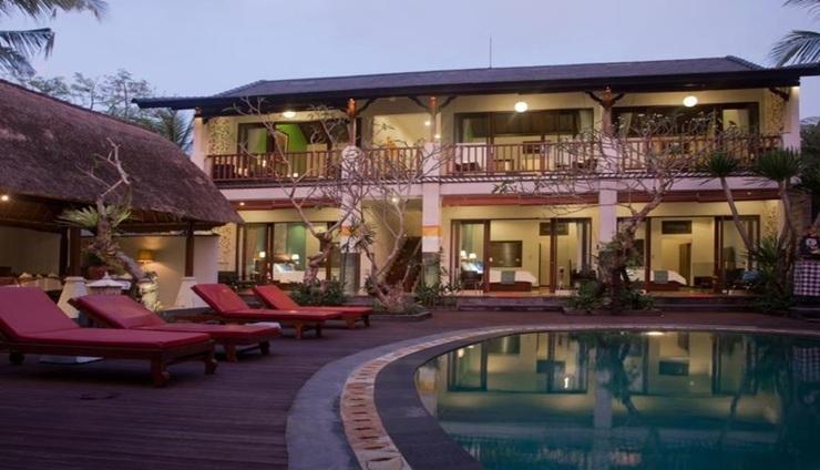 Lumbung Sari Ubud Bali - Exterior
