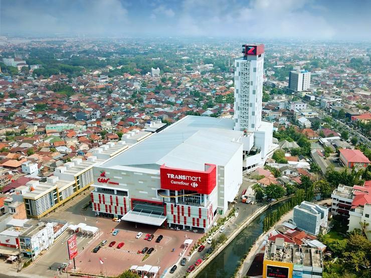 The Zuri Palembang Palembang - Exterior