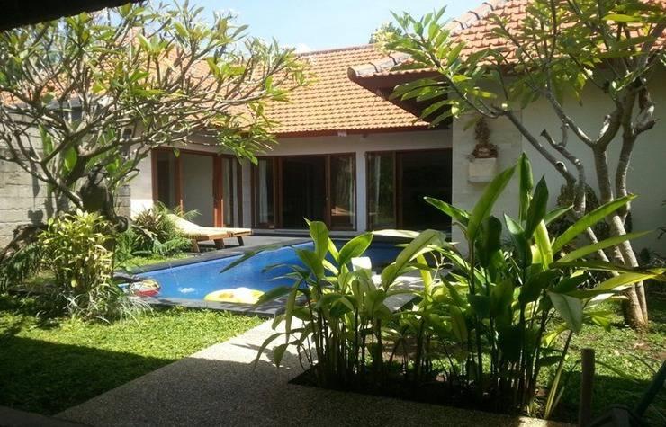 Pondok Indah Bali - pandangan depan