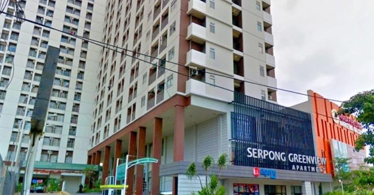 Dinda Apartment Serpong Green View Tangerang Selatan - Exterior