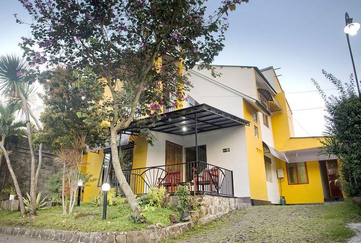 Toetie Boutique Villa & Resort Malang - Exterior