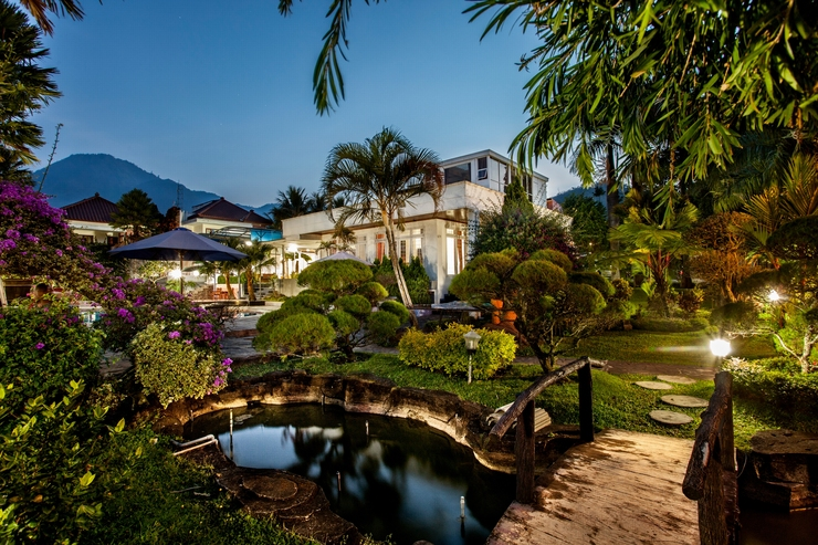 Toetie Hotel Boutique & Resort Malang - Villa President
