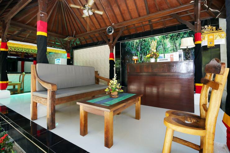 Airy Jimbaran Lingkar Timur Udayana Bali Bali - Lobby