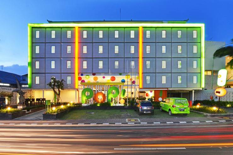 POP! Hotel Nusa Dua - Tampilan Luar Hotel