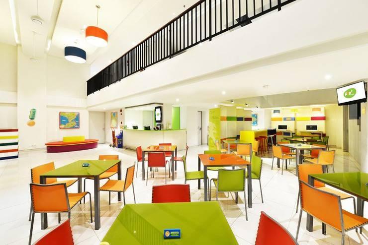 POP! Hotel Nusa Dua - Restoran